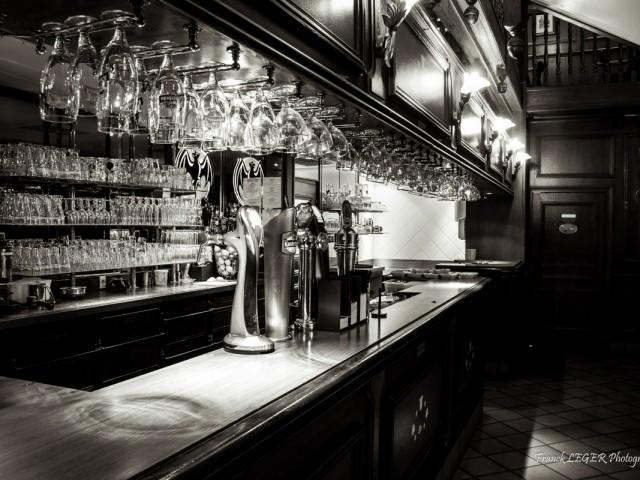 Brasserie Madeleine Le bar